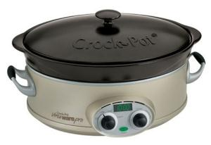 Rival SCVI600B-SS Crock Pot 6-Quart