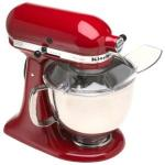 KitchenAid Artisan Stand Mixer | Empire Red 5 Quart KSM150PSER