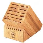 Wusthof Hardwood Knife Block | Kitchen Countertop Cutlery Storage