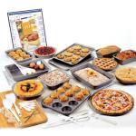 Baker's Secret Bakeware Set | Kitchen Pan Nonstick 35 Piece
