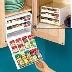 Todco Spice Stack | Kitchen Cupboard Storage Rack SPS001