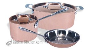 All-Clad Cop-R-Chef Cookware Set