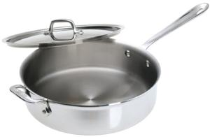 All-Clad 4 Quart Saute Pan
