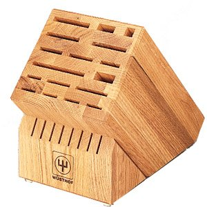 Wusthof Hardwood Knife Block