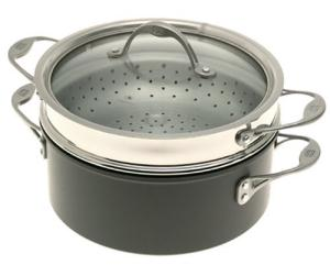 Calphalon One Saucier Steamer Pot
