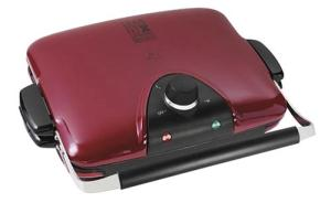 George Foreman Next Grilleration Red