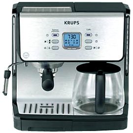 Krups Coffee Combination Machine