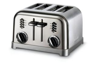 Cuisinart Classic Stainless Toaster