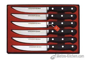 Wusthof Classic Steak Knife Set