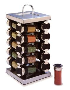 Olde Thompson Square Spice Rack
