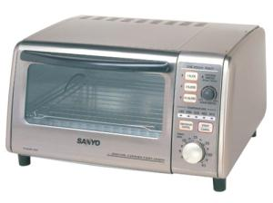Sanyo Toaster Convection Oven