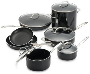 Calphalon Simply Enamel Cookware Set