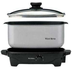 West Bend Oblong Slow Cooker