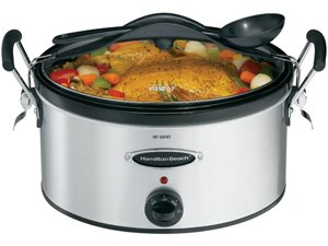 Hamilton Beach Oval Slow Cooker