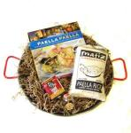 Myson Paella Enthusiast Cookware Set | Spanish Carbon Steel Spice Kit