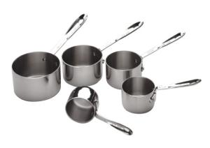 All-Clad Measuring Cup Stainless Steel