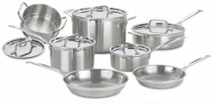 Cuisinart Multiclad Pro Stainless Steel