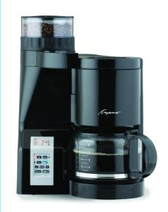 Capresso CoffeeTeam Coffee Maker Burr