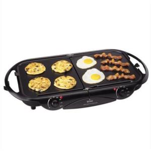 Rival Fold-n-Store Griddle