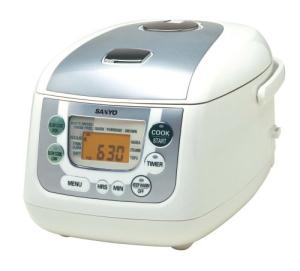 Sanyo Micro Computerized Rice Pot