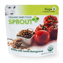 Sprout Baby Food