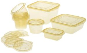 OSO Fresh Stackable, Air Tight Food