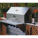 Crown Verity Bi-36 Gas Grill | Commercial Stainless Steel Five Burner