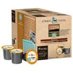 Caribou Blend K-Cup Coffee Bulk Pack | Single Serving Organic Fair Trade