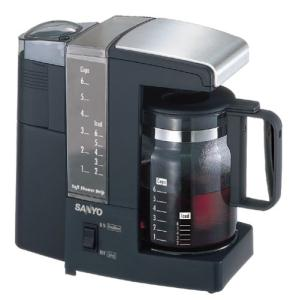 Sanyo Coffee Maker Grinder