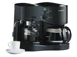 Mr. Coffee Espresso Coffee Maker Combo