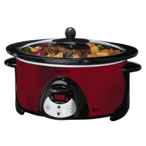 Crock Pot Oval Slow Cooker