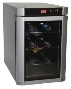 Haier 6 Bottle Wine Cellar Cooler