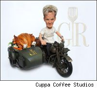 gordon ramsay cuppa coffee