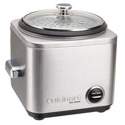 Cuisinart Rice Cooker w/ Steamer