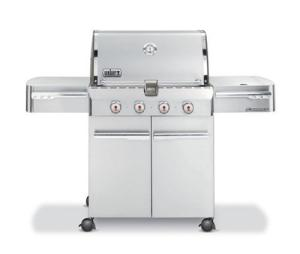 Weber Summit Propane Gas Grill