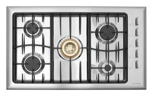 Fisher & Paykel Gas Cooktop