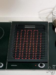 Miele Grill Cooktop