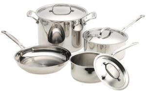 Cuisinart Cookware Set Chef's Classic