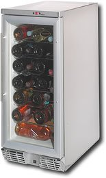 Vinotemp 32 Bottle Beverage Cooler
