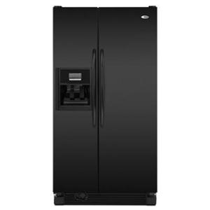 Amana Side by Side Refrigerator &