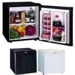 Danby Compact Dorm or Office Refrigerator | Black or White, 1.7 Cubic Foot