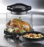 NuWave Infrared Countertop Convection Oven | Black Digital Electric 20322