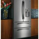 G.E. Profile Refrigerator w/ 2 Bottom Freezer Drawer | French Door Brushed Stainless | PGSS5PJXSS