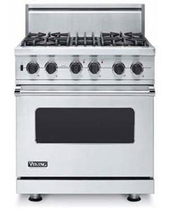 Viking Dual Fuel Porcelain Range