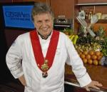 """""""Best Cruise Chef"""" Awarded To Rudi Sodamin Of Holland America 