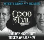 Coming Soon: Anthony Bourdain Vs. Eric Ripert | Celebrity Chef Face-Off Comes To Boston Symphony Hall