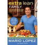 """TV Host Mario Lopez Authors Followup Cookbook, """"Extra Lean Family"""" 