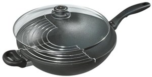Swiss Diamond Wok, Nonstick
