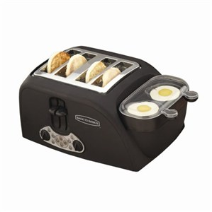 Back to Basics 4 Slice Toaster &