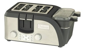 Chefscape Egg Toaster, Automatic 4
